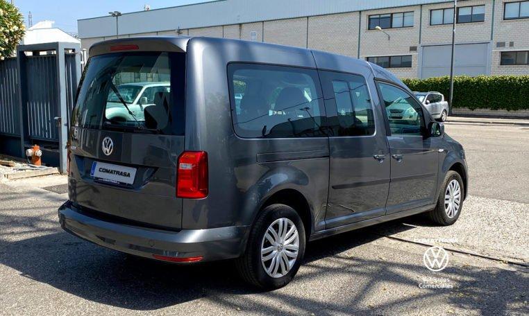 lateral derecho Volkswagen Caddy Maxi Trendline