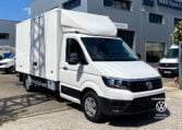 Volkswagen Crafter Box