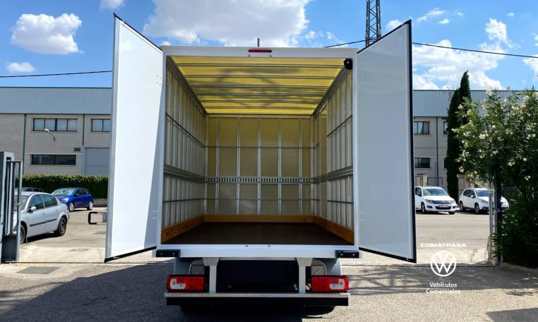 carrozado VW Crafter Box