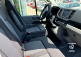 3 plazas VW Crafter Box