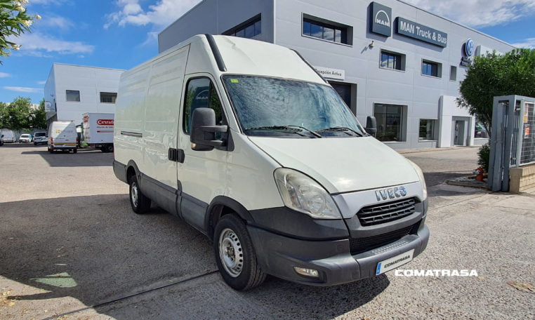 2012 Iveco Daily 35S13