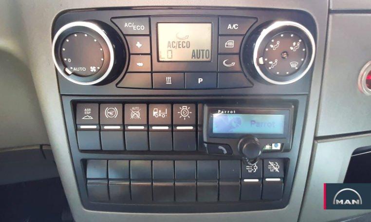 climatización MAN TGS 18440