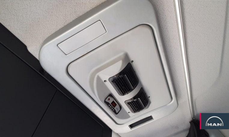 aire acondicionado MAN TGS 18440