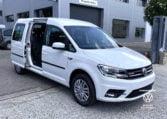 nuevo Volkswagen Caddy Maxi TGI