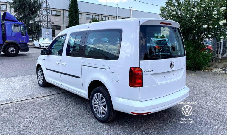 lateral izquierdo Volkswagen Caddy Maxi TGI