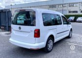 lateral derecho Volkswagen Caddy Maxi TGI