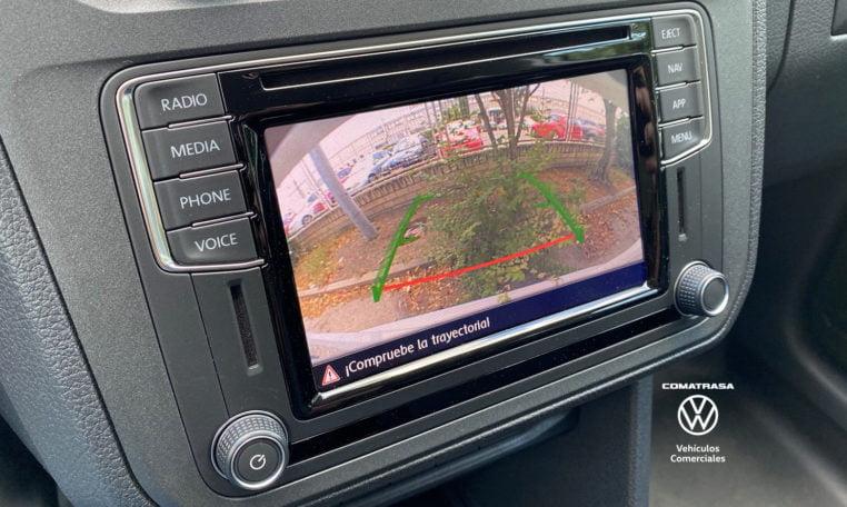 park pilot Volkswagen Caddy Maxi TGI