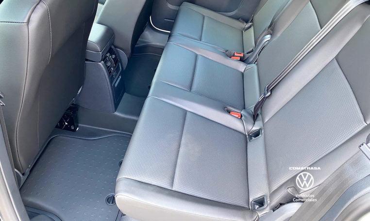 7 asientos Volkswagen Caddy Maxi TGI