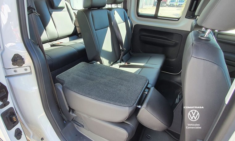 7 plazas Volkswagen Caddy Maxi Trendline 1.4 TGI