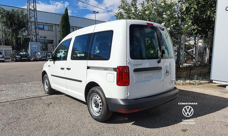 lateral izquierdo Volkswagen Caddy Profesional Kombi