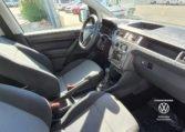 asientos delanteros Volkswagen Caddy Profesional Kombi