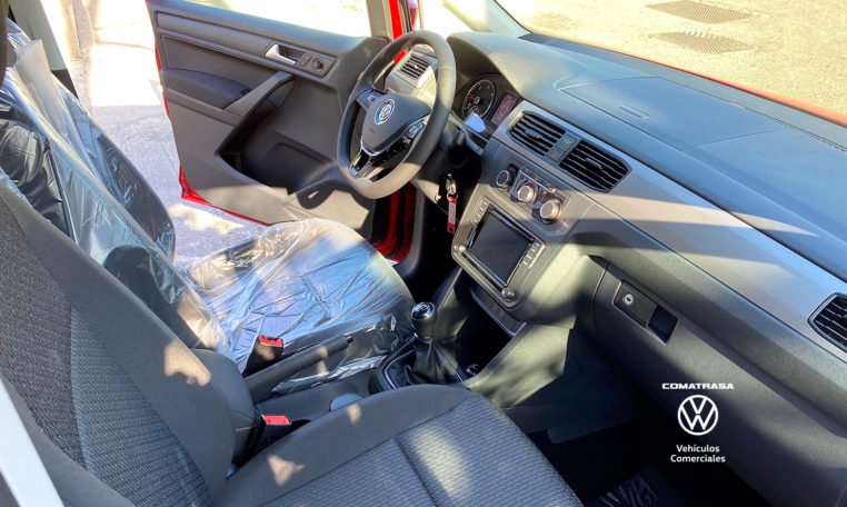 asientos delanteros Volkswagen Caddy Trendline