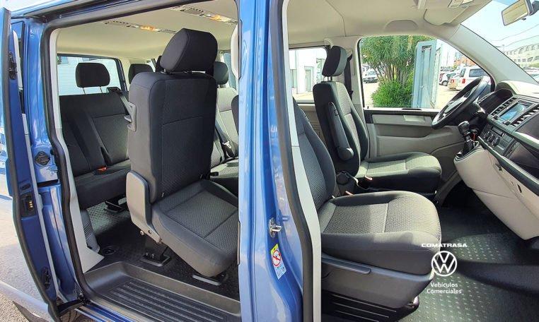 8 plazas Volkswagen Caravelle 114 CV