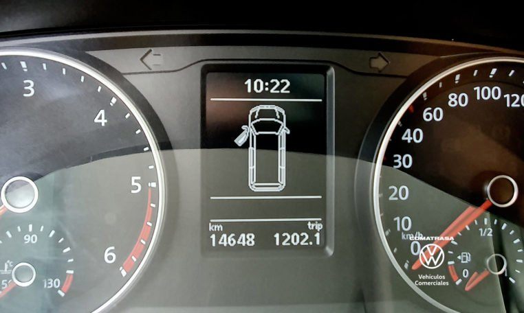 kilómetros Volkswagen Caravelle 114 CV