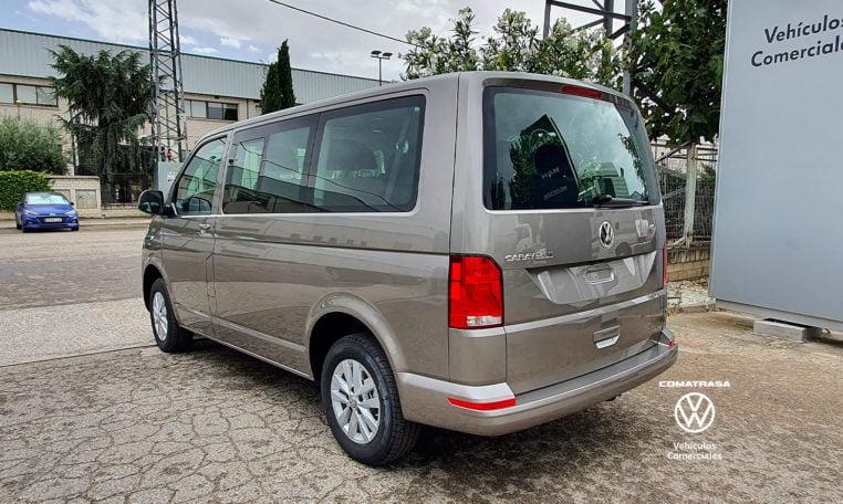 lateral izquierdo Volkswagen Caravelle T6.1 DSG
