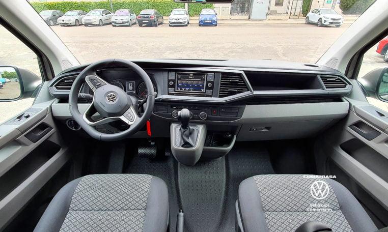 salpicadero Volkswagen Caravelle T6.1 DSG