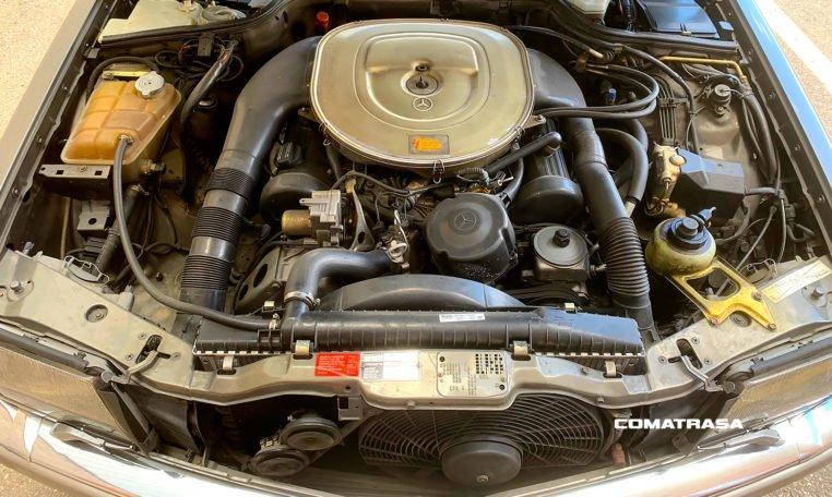 motor Mercedes-Benz 560 SEC 6.0 Automático
