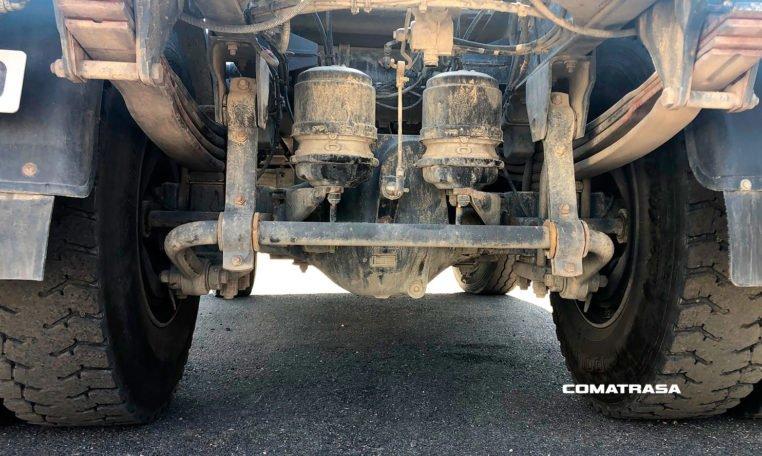 Renault Kerax 420 4x4