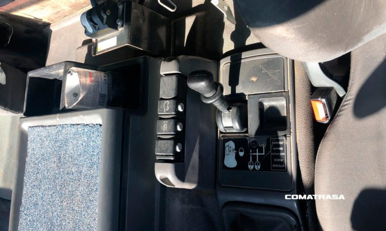 mandos Renault Kerax 4x4