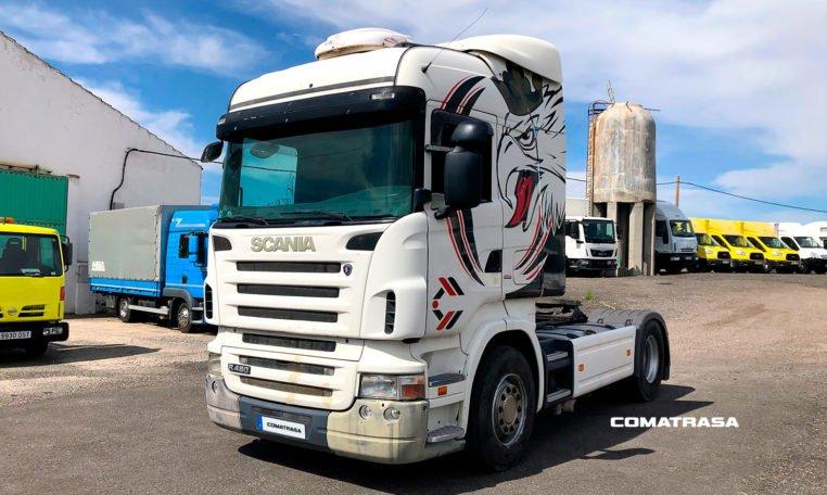 SCANIA R480 LA 4X2 MNA