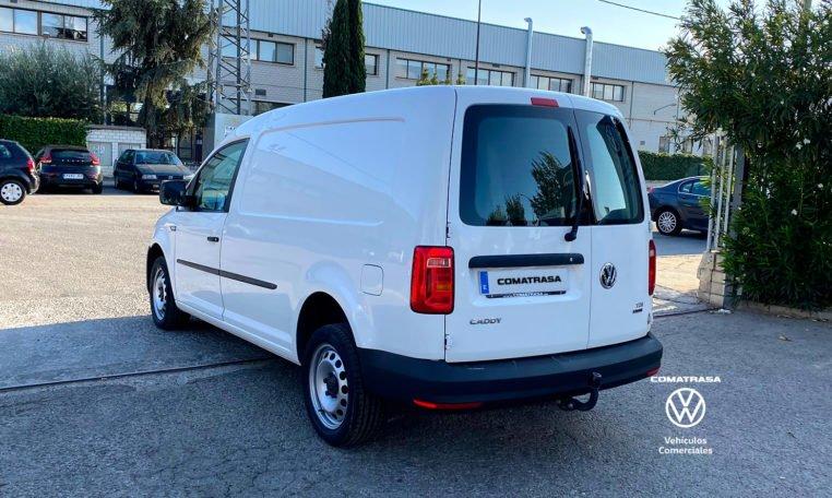 lateral izquierdo Volkswagen Caddy Maxi Furgón