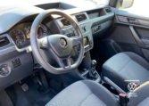 interior Volkswagen Caddy Maxi Furgón