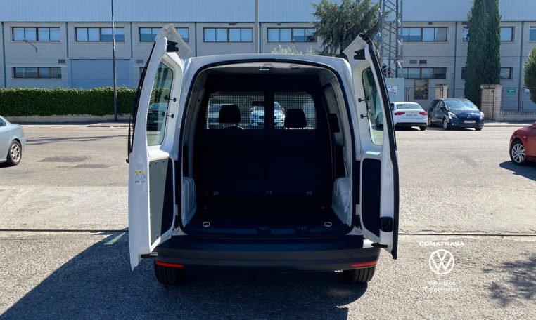 zona de carga Volkswagen Caddy Profesional