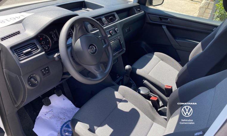 cabina Volkswagen Caddy Profesional