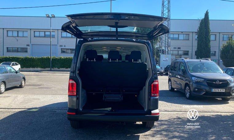 portón Volkswagen Caravelle 114 CV