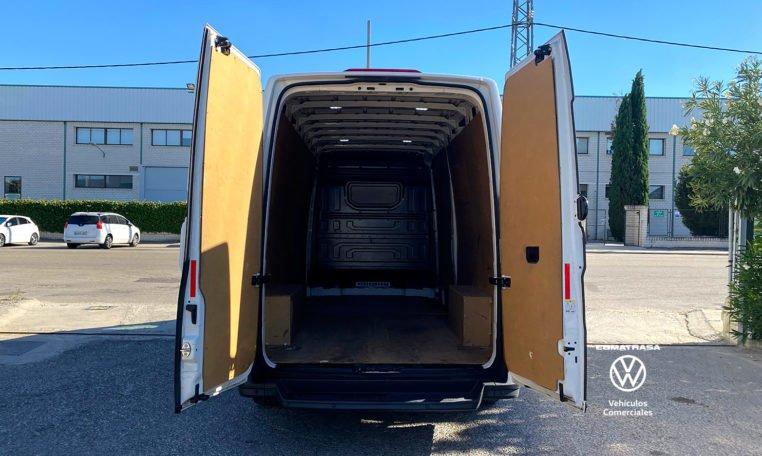 zona de carga panelada Volkswagen Crafter 35 L4H3 177 CV