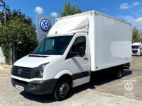 Volkswagen Crafter 35 Plywood
