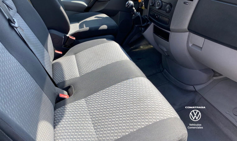 asientos Volkswagen Crafter 35 Plywood