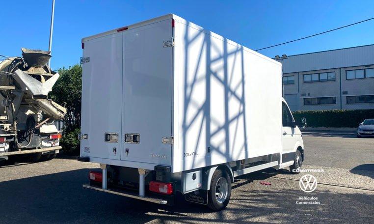lateral derecho Volkswagen Crafter Box 35 BL