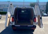 zona de carga Volkswagen Transporter T6 batalla larga