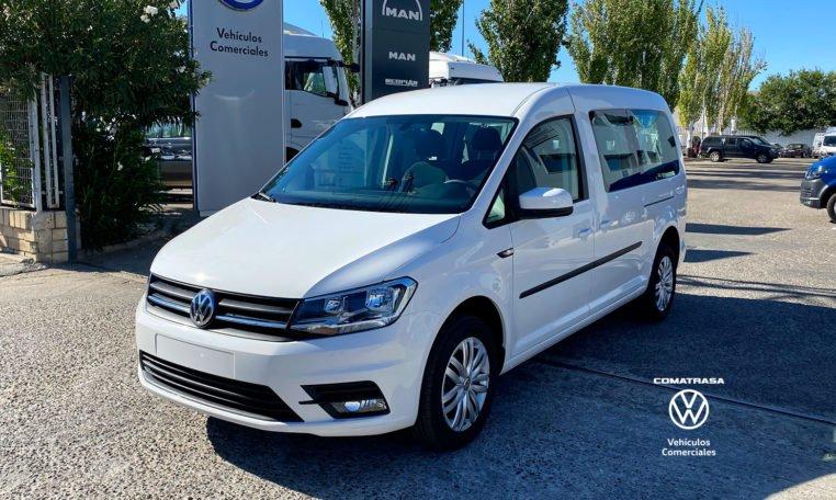 Volkswagen Caddy Maxi Trendline 7 plazas