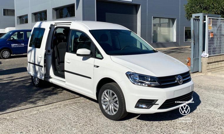 2020 Volkswagen Caddy Maxi Trendline 7 plazas