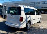 lateral derecho Volkswagen Caddy Maxi Trendline 7 plazas