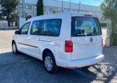 lateral izquierdo Volkswagen Caddy Maxi Trendline 7 plazas