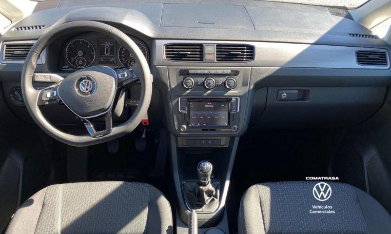 salpicadero Volkswagen Caddy Maxi Trendline 7 plazas