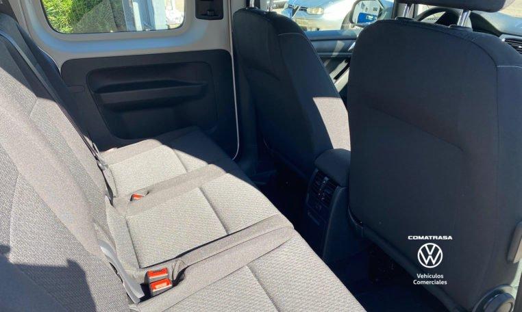 Volkswagen Caddy Maxi Trendline 7 asientos