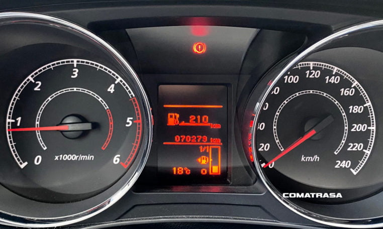 kilómetros Citroen C4 Aircross
