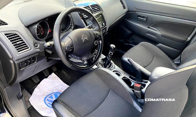 asientos delanteros Citroen C4 Aircross