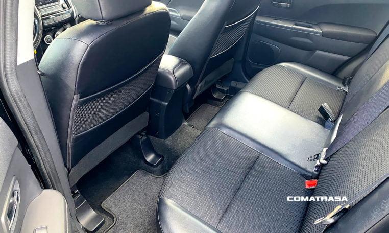 asientos traseros Citroen C4 Aircross