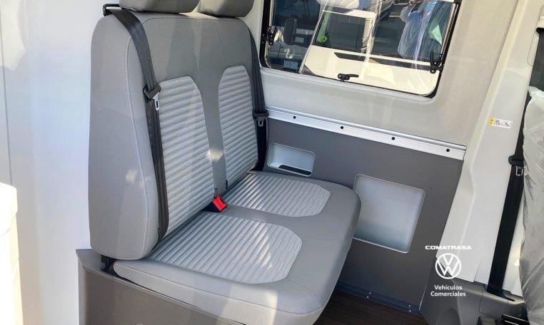 asientos fijos Grand California 600