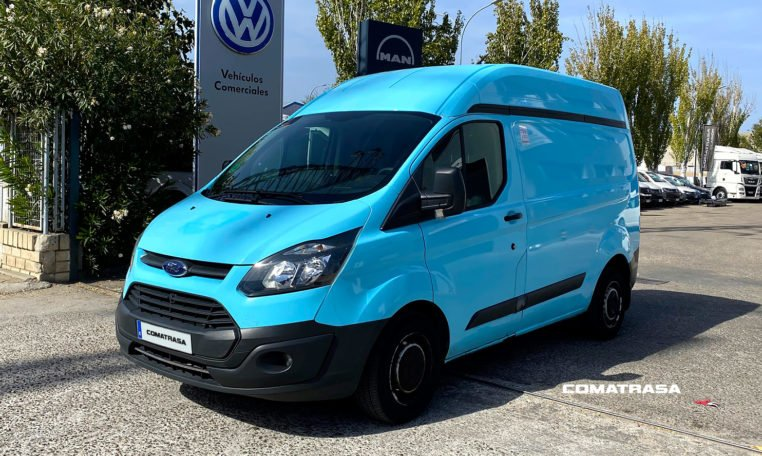 Ford Transit Custom Isotermo