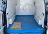 zona de carga Ford Transit Custom Isotermo