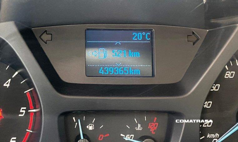 kilómetros Ford Transit Custom Isotermo