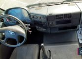 interior cabina MAN TGM 15.250 4X2 BL