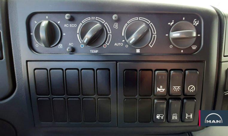 climatización MAN TGM 15.250 4X2 BL