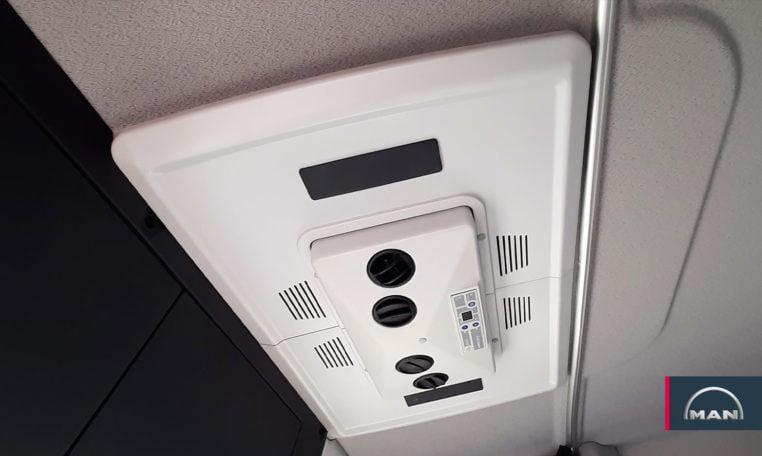 climatización MAN TGS 18.480